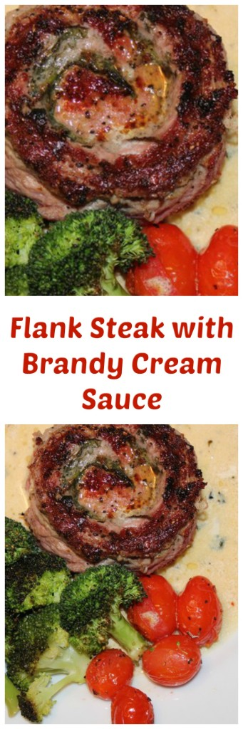 Flank-Steak-with-Brandy-Cream-Sauce-341x1024 Flank Steak Roll with Brandy Cream Sauce