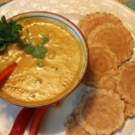 Pumpkin Soup Cajun Style