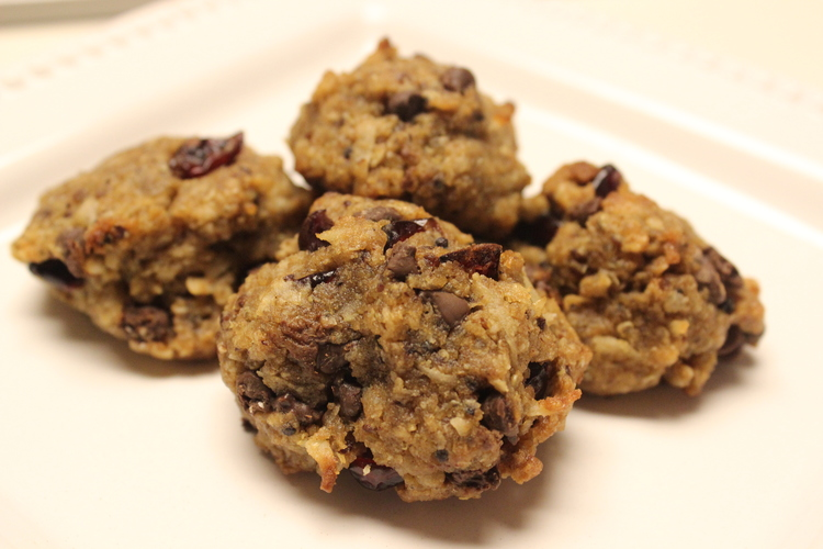 14.1 Chocolate Chip Oatmeal Quinoa Cookies