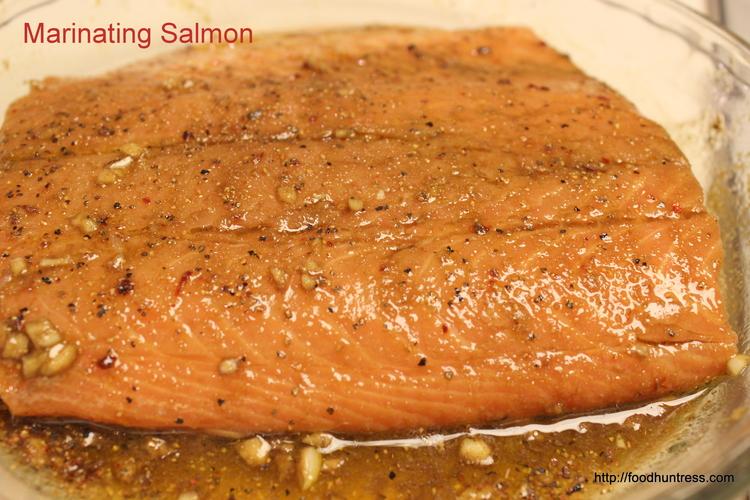 31.3 Mexican Grilled Salmon Fajitas