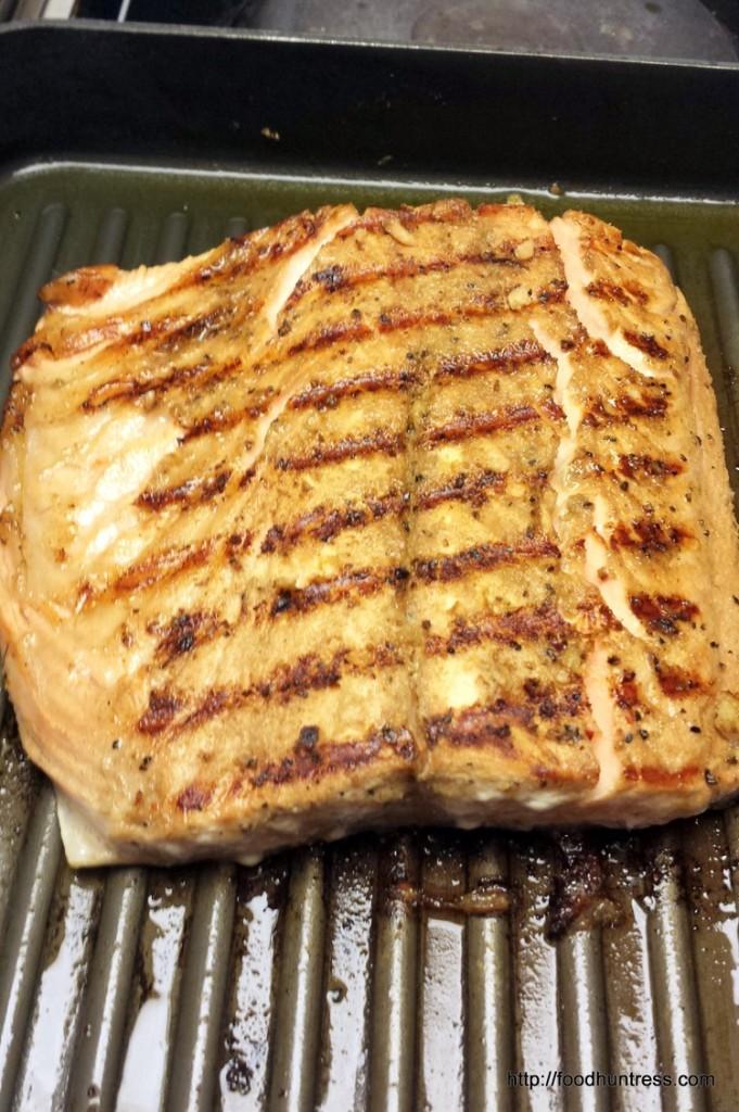 31.4-681x1024 Mexican Grilled Salmon Fajitas