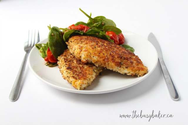Chicken-Melanee-with-Roasted-Tomatoes-by-The-Busy-Baker 14 MOUTHWATERING CHICKEN RECIPES