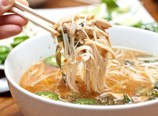 Crock-Pot-Chicken-Pho-by-Served-From-Scratch 14 MOUTHWATERING CHICKEN RECIPES
