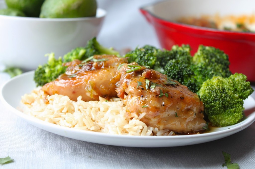 Honey-Garlic-Lime-Chicken-by-The-Busy-Baker-1024x682 14 MOUTHWATERING CHICKEN RECIPES