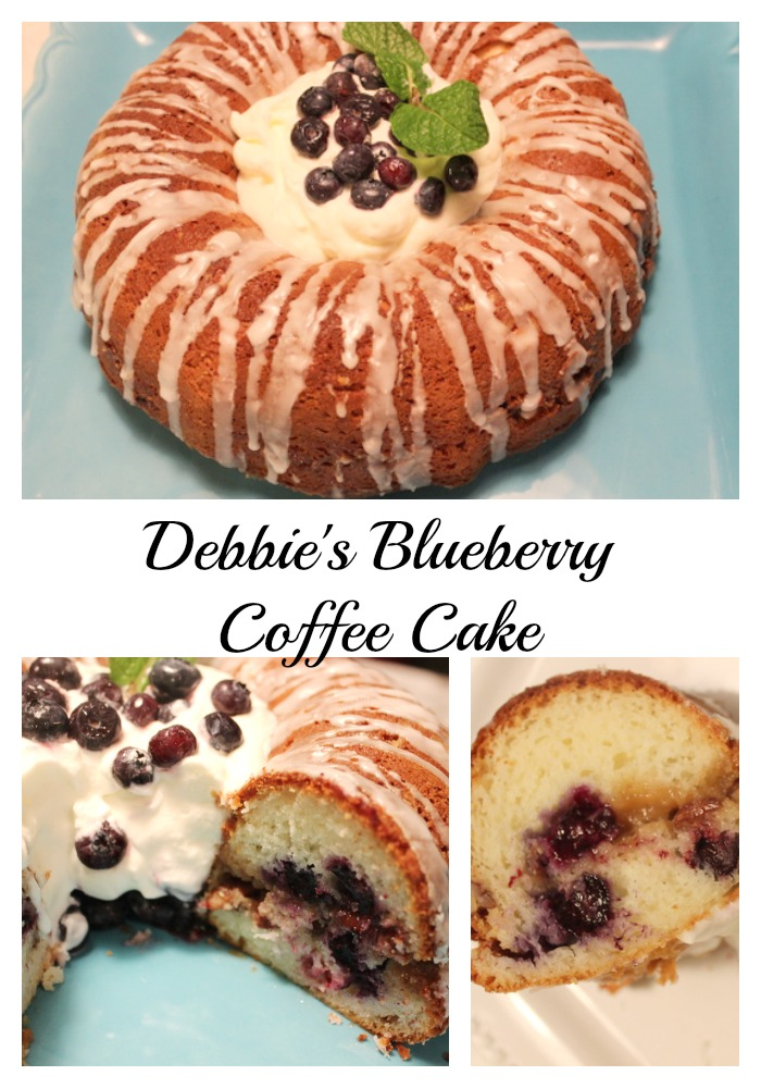 Debbies-Blueberry-Coffee-Cake Debbie's Blueberry Coffee Cake