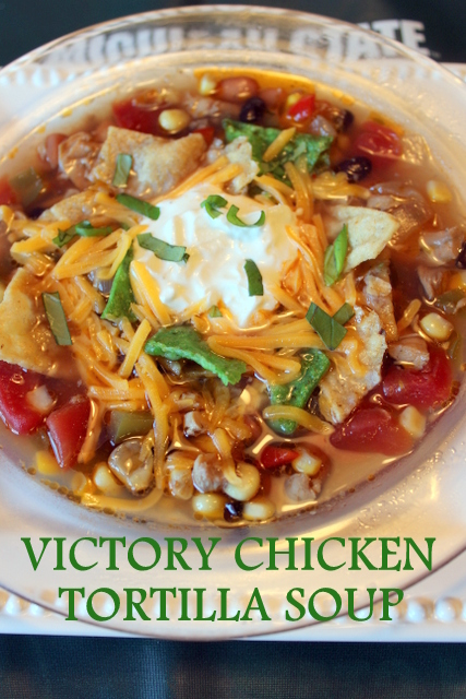 2015-10-025 Victory Chicken and Bean Tortilla Soup
