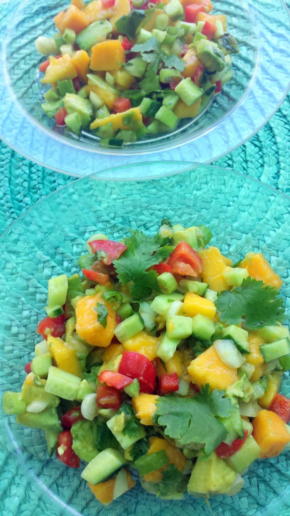 20150802_134952-001-576x1024 Best Mango Avocado Salad