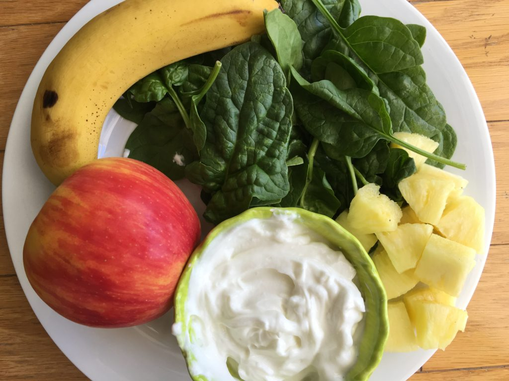 IMG_0717-1024x768 Green Smoothie Breakfast Bowl