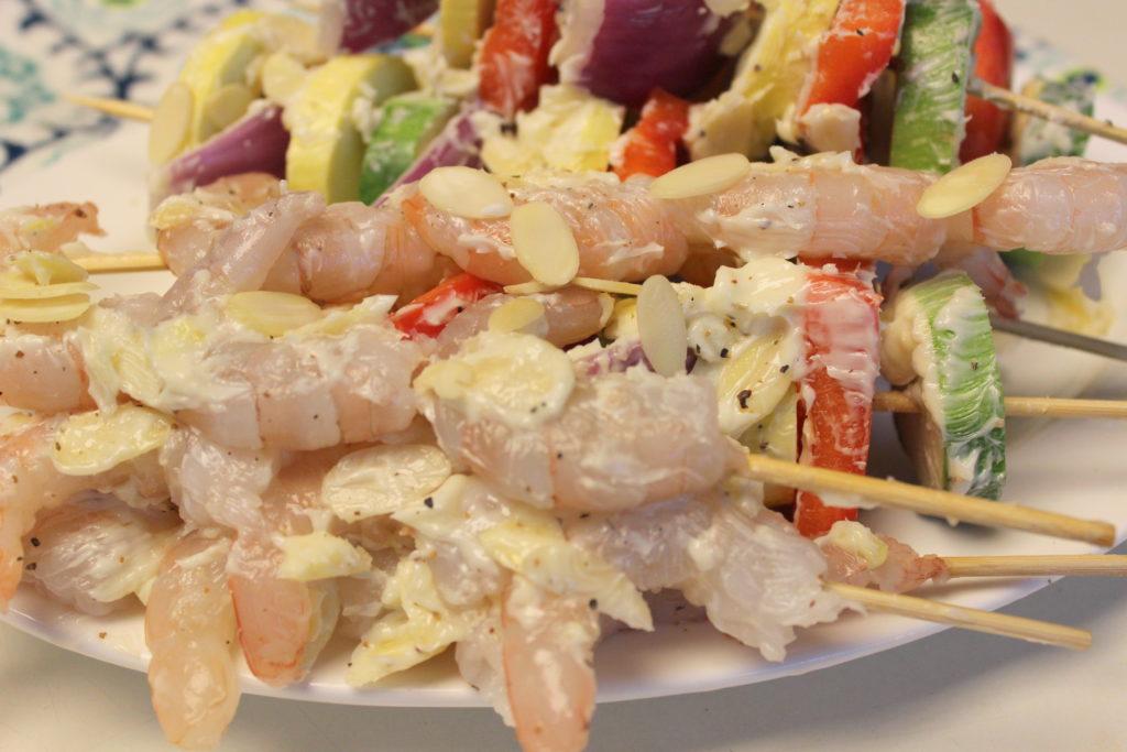 IMG_2123-1024x683 Grilled Lemon Shrimp and Vegetables