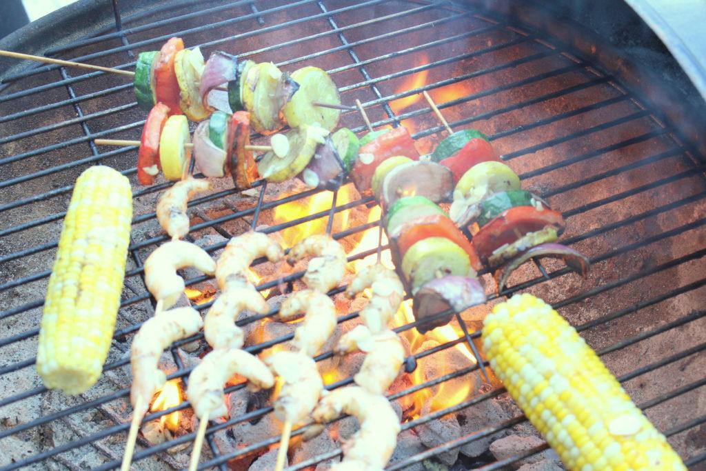IMG_2133-1024x683 Grilled Lemon Shrimp and Vegetables