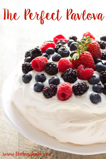 perfect-pavlova-title-resized-The-Busy-Baker Valentine Recipes from Food Huntress and Friends