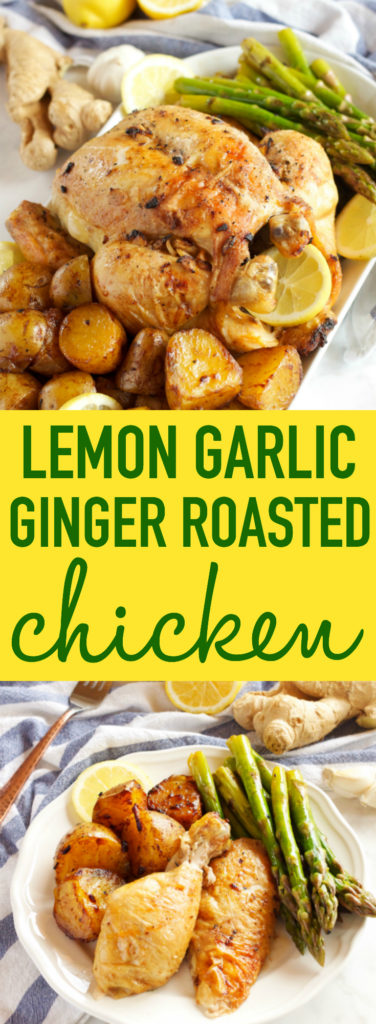 lemon-garlic-ginger-roasted-chicken-pinterest-376x1024 Lemon Garlic Ginger Roasted Chicken